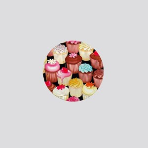 yumming cupcakes Mini Button